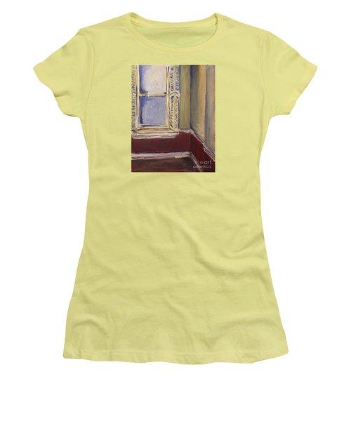 Bohemian Gallery, January 2007 Women's T-Shirt (Junior Cut) by Joseph A Langley