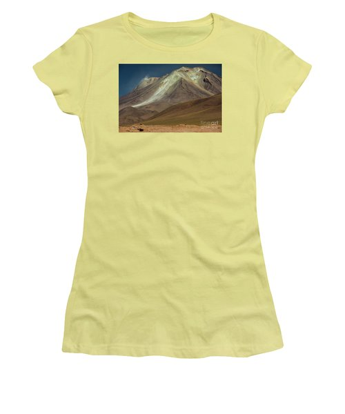 Bolivian Highland Women's T-Shirt (Athletic Fit)