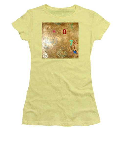 Boogie 7 Women's T-Shirt (Junior Cut) by Bernard Goodman