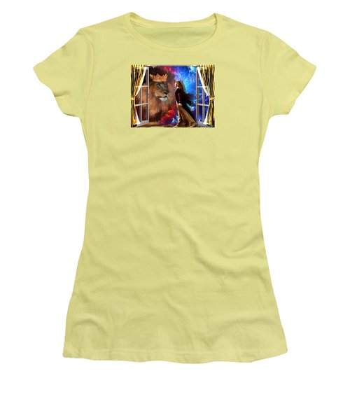 Born For Such A Time Women's T-Shirt (Junior Cut) by Dolores Develde
