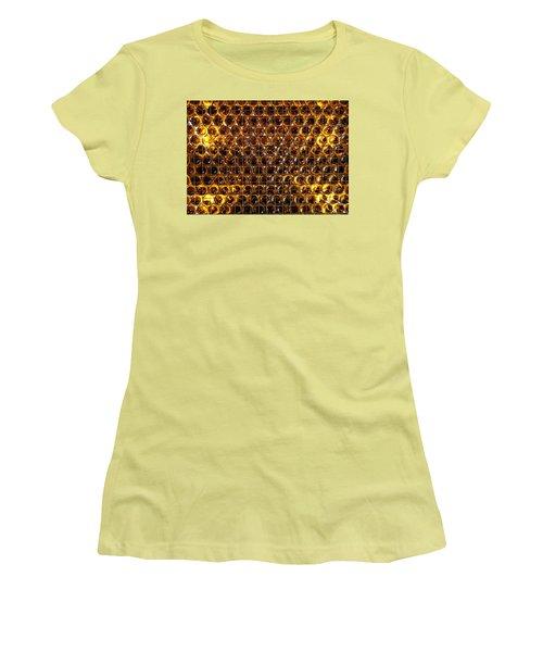 Bottles Of Beer On The Wall Women's T-Shirt (Junior Cut)