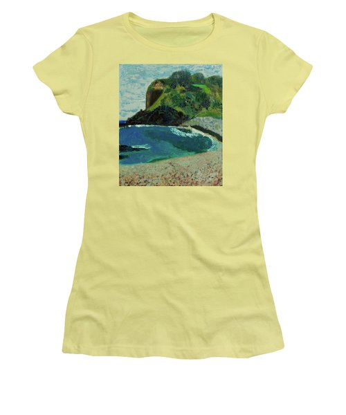 Boulder Beach Women's T-Shirt (Athletic Fit)