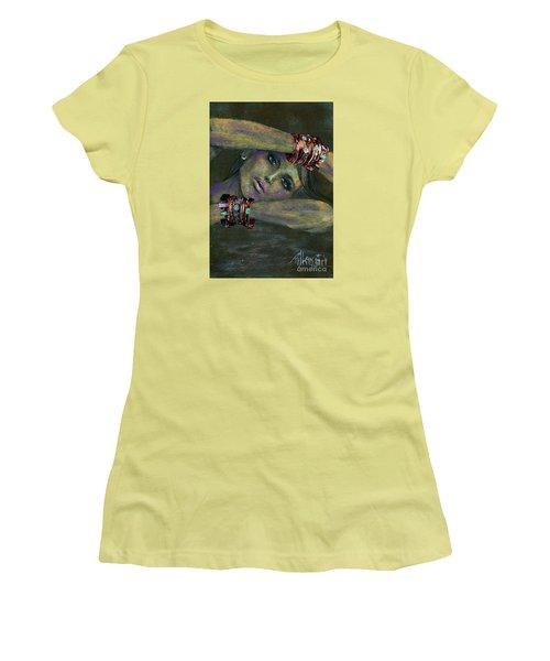 Bracelets  Women's T-Shirt (Junior Cut) by P J Lewis