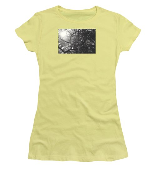 Branches Women's T-Shirt (Athletic Fit)