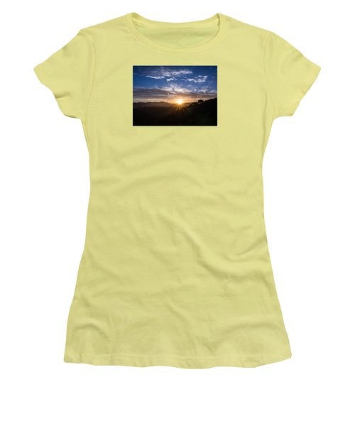Brand New Day  Women's T-Shirt (Athletic Fit)
