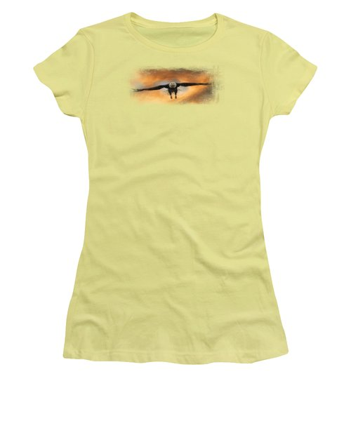 Breakthrough Women's T-Shirt (Junior Cut) by Jai Johnson