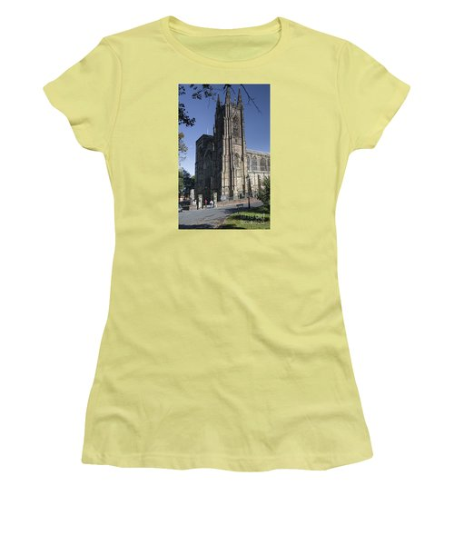 Bridlington Priory Women's T-Shirt (Athletic Fit)
