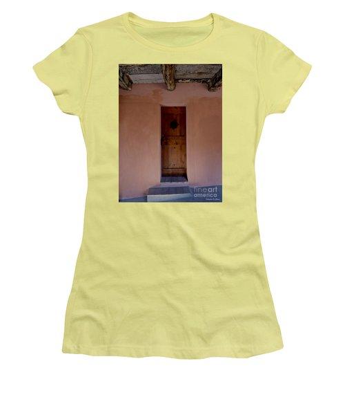 Brisighella- Single Door Women's T-Shirt (Athletic Fit)