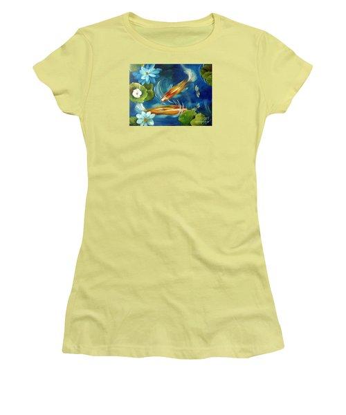 Bubble Maker Women's T-Shirt (Athletic Fit)