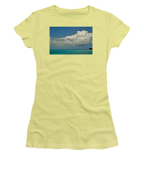 Heaven And Earth Women's T-Shirt (Athletic Fit)