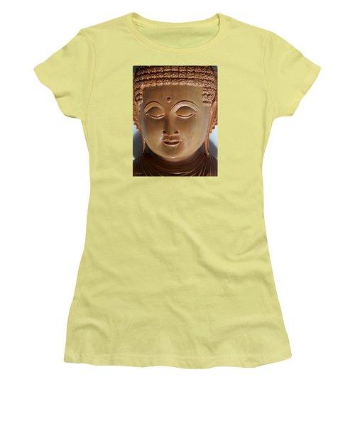 Budha Women's T-Shirt (Athletic Fit)