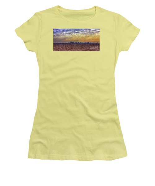 Buenos Aires 014 Women's T-Shirt (Junior Cut) by Bernardo Galmarini