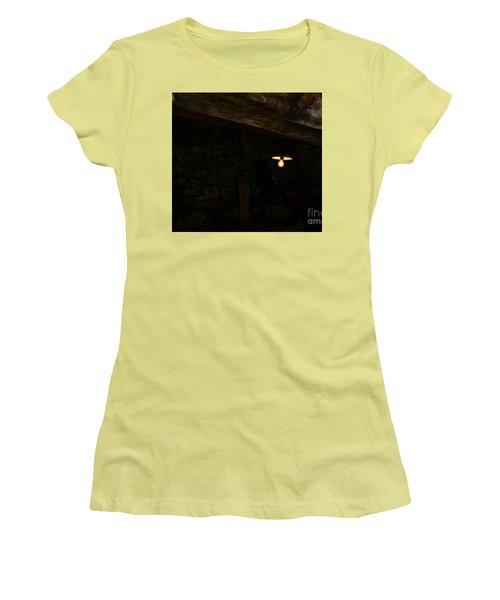 Bulb Women's T-Shirt (Athletic Fit)