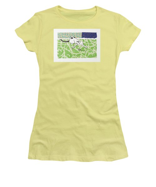 But We Were Just Starting To Have Fun Women's T-Shirt (Junior Cut) by Leela Payne