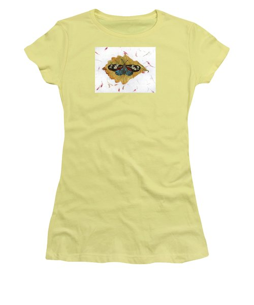 Butterfly #2 Women's T-Shirt (Junior Cut) by Ralph Root