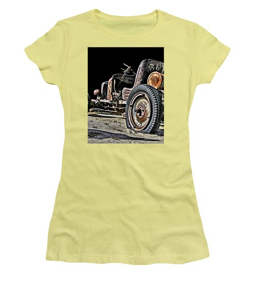 C206 Women's T-Shirt (Athletic Fit)