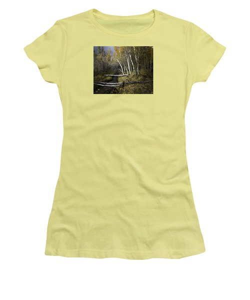 California Gold Women's T-Shirt (Athletic Fit)