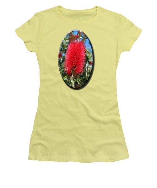 Callistemon - Bottle Brush T-shirt 2 Women's T-Shirt (Athletic Fit)