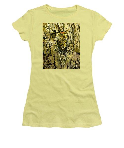 Camouflage Women's T-Shirt (Junior Cut)