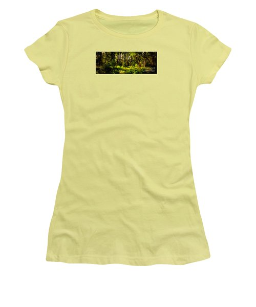 Carolina Forest Women's T-Shirt (Athletic Fit)