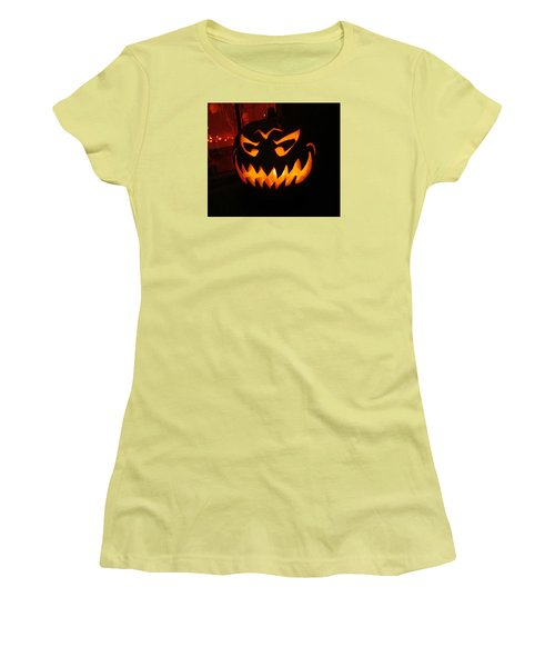 Carved Up 2 Women's T-Shirt (Athletic Fit)