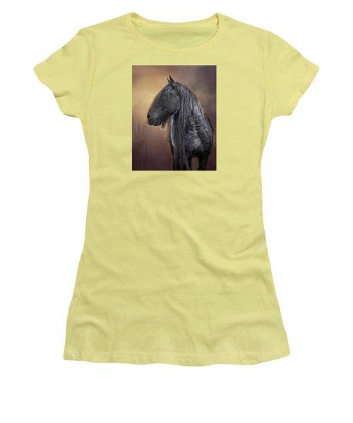 Castle Light Women's T-Shirt (Athletic Fit)