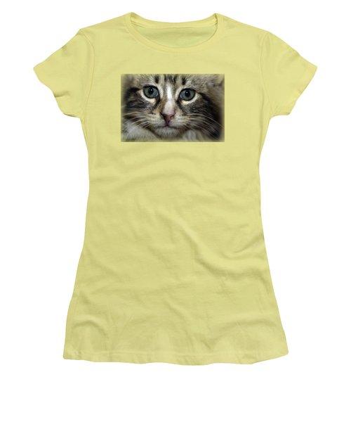 Cat T-shirt 1 Women's T-Shirt (Athletic Fit)