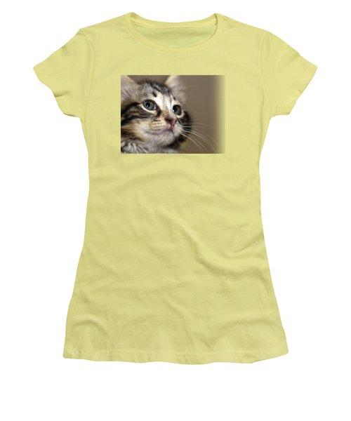 Cat T-shirt 2 Women's T-Shirt (Athletic Fit)