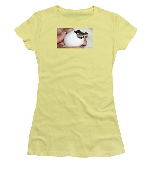 Catch Ya Later Women's T-Shirt (Junior Cut) by Gary Crockett