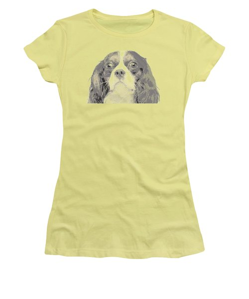 Cavalier King Charles Spaniel Women's T-Shirt (Athletic Fit)