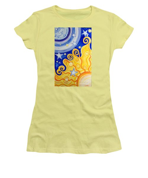 Celestial  Women's T-Shirt (Athletic Fit)