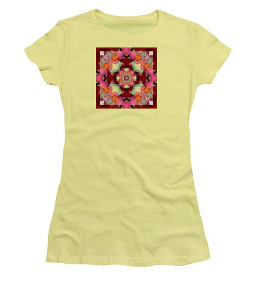 Centerpeace Women's T-Shirt (Athletic Fit)