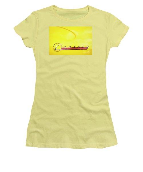 Women's T-Shirt (Junior Cut) featuring the photograph Century by Dennis Hedberg