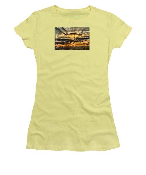 Changes Women's T-Shirt (Junior Cut) by Michael Rogers