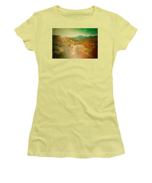 Women's T-Shirt (Junior Cut) featuring the photograph Charm by Mark Ross