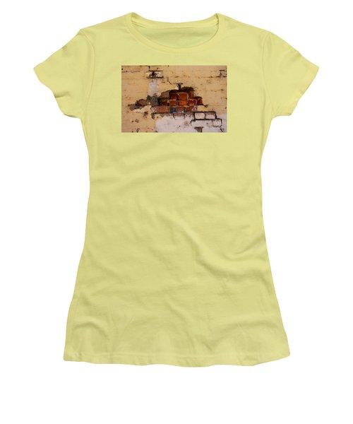Chico Wall 79 Women's T-Shirt (Junior Cut) by Suzanne Lorenz
