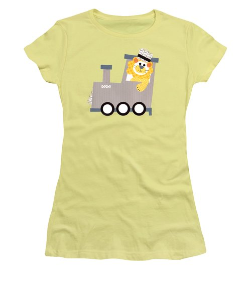 Choo Choo T-shirt Women's T-Shirt (Athletic Fit)