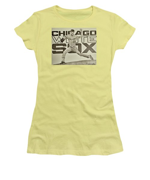 Chris Sale Women's T-Shirt (Athletic Fit)