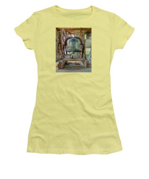 Church Bell 1783 Women's T-Shirt (Junior Cut) by Jim Proctor