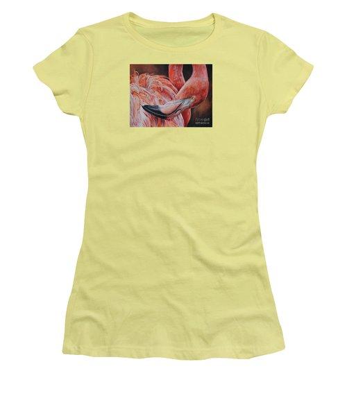 Cinder  Women's T-Shirt (Athletic Fit)