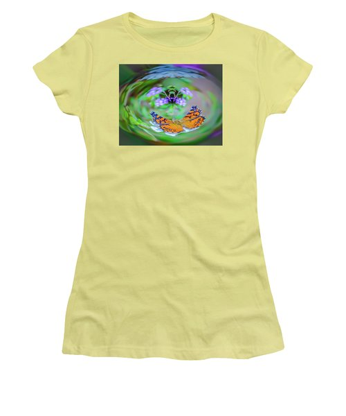 Circularity Women's T-Shirt (Junior Cut) by Mark Dunton