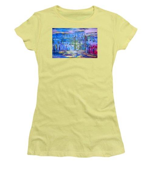 City Mouse Women's T-Shirt (Athletic Fit)