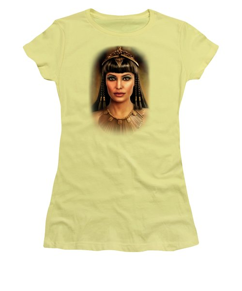 Cleopatra Women's T-Shirt (Athletic Fit)