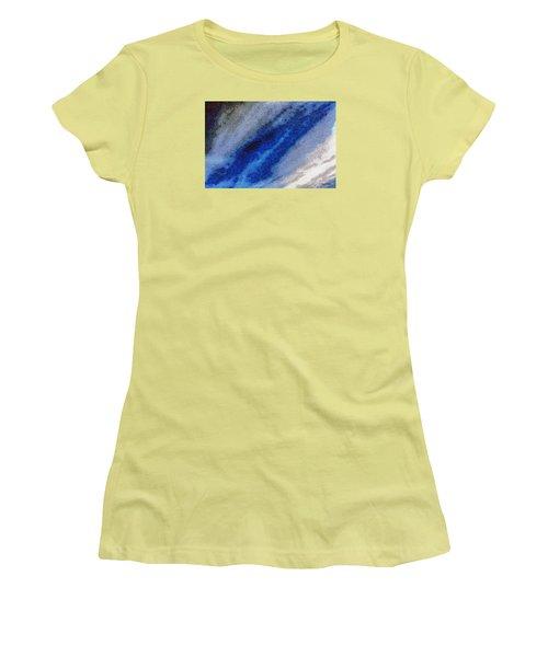 Clouds 11 Women's T-Shirt (Junior Cut) by Spyder Webb