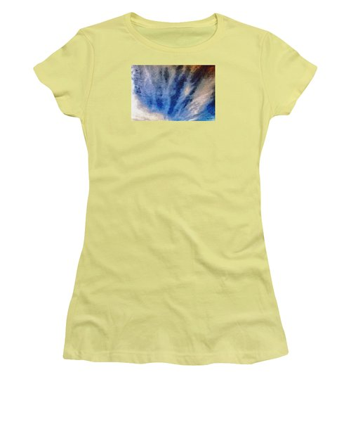 Clouds 12 Women's T-Shirt (Athletic Fit)