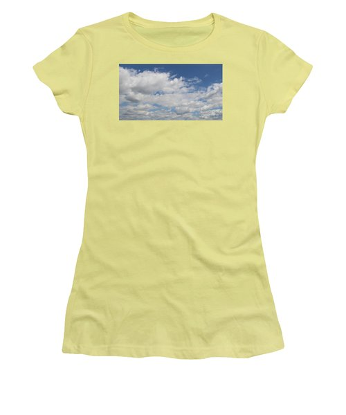 Clouds 17 Women's T-Shirt (Athletic Fit)