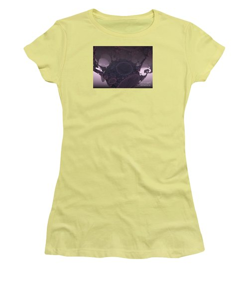 Cocoon Women's T-Shirt (Junior Cut) by Melissa Messick