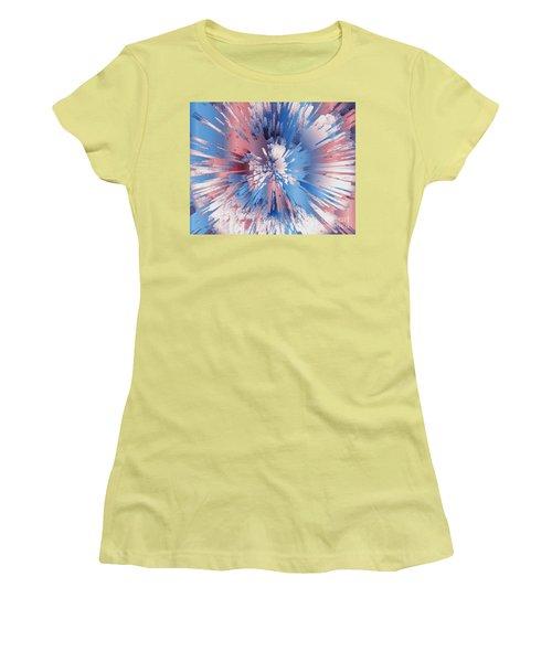 Dramatic Coloratura Soprano Women's T-Shirt (Junior Cut) by Moustafa Al Hatter