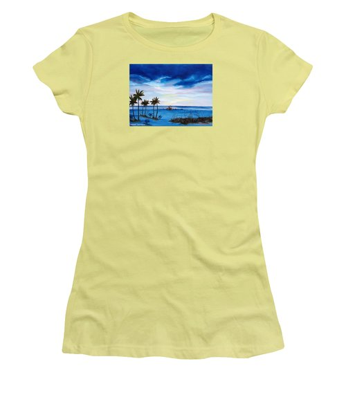 Colors On The Gulf Women's T-Shirt (Athletic Fit)