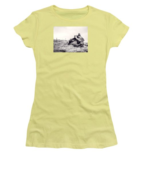 Colossal Mask Women's T-Shirt (Athletic Fit)